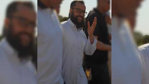 """المعتقل السلفي محمد الشطبي المحكوم بـ30 سنة يغادر أسوار """"عكاشة"""""""