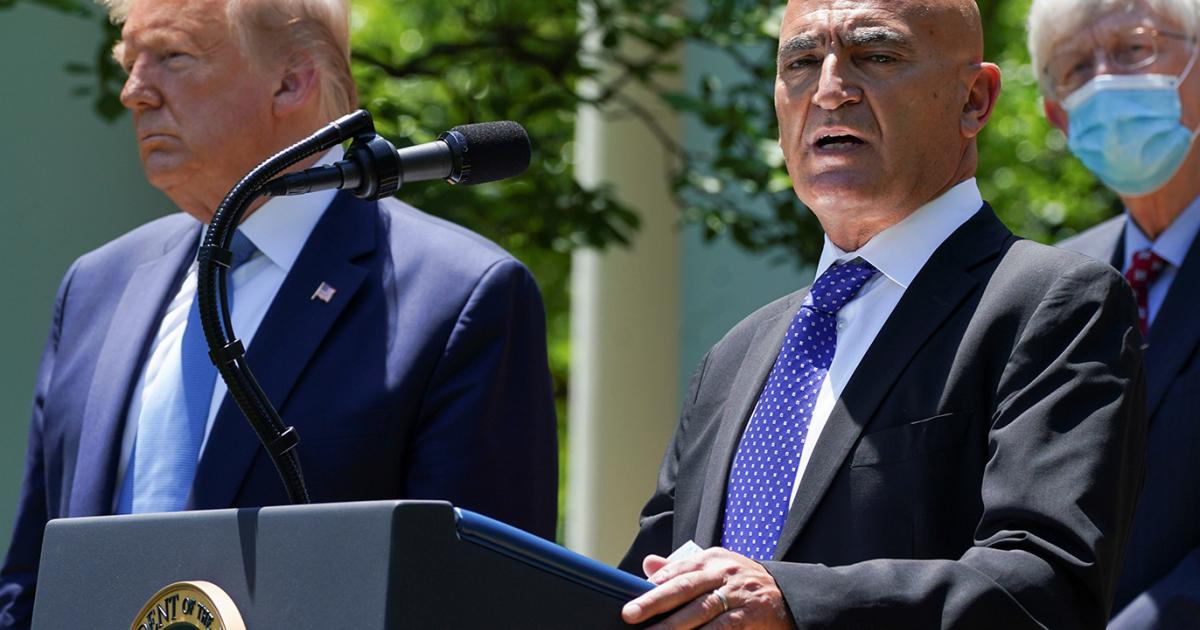 بطلب من بايدن.. المغربي السلاوي يقدّم استقالته من منصبه كرئيس لفريق تطوير لقاح كورونا