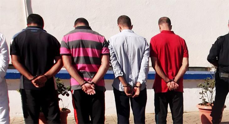 محكمة الناظور تقضي بحبس سبعة مروجين للمخدرات