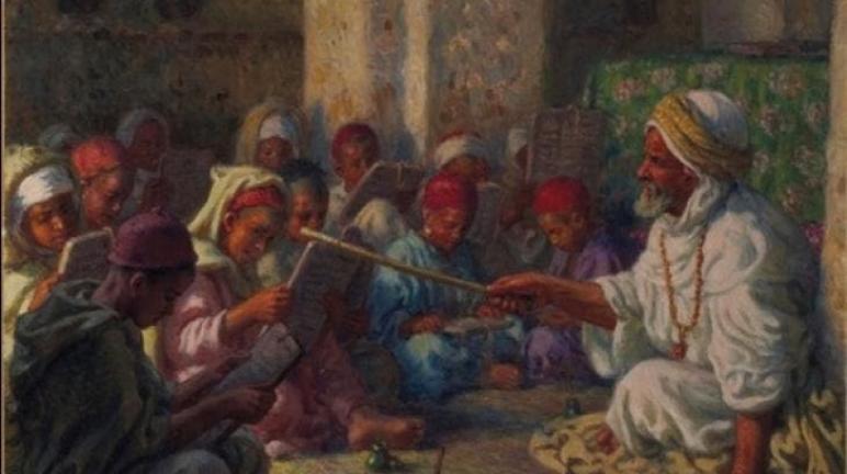 """لوحات """"شتاء المغرب"""" تباع في مزاد عالمي بأزيد من 30 مليارا"""