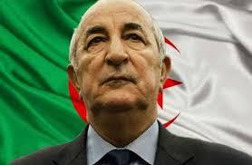 """""""ألف مبروك"""".. الرئيس تبون يترك كل """"ملفات"""" الجزائر الحقيقية جانبا ويهتمّ بمباراة منتخب بلاده أمام المغرب"""