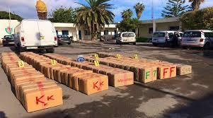 الناظور.. الأمن يحقق في محاولة تهريب أزيد من طنين من الحشيش في حاويات معدنية معدّة للتصدير