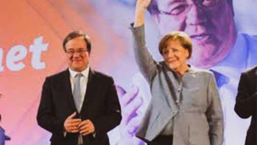 """ألمانيا.. انتخاب أحد """"أنصار"""" ميركل رئيسا للحزب المسيحي الديمقراطي"""