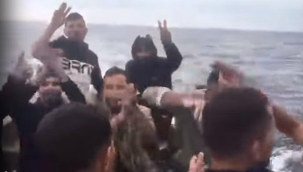 """خفر السواحل الإسباني """"ينقذ"""" حراكة بينهم نشطاء في حراك الريف"""