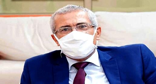 إصابة وزير العدل محمد بن عبد القادر بوعكة صحية مفاجئة داخل البرلمان