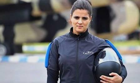 مصرع بطلة مغربية عالمية في القفز المظلي عضو فريق نسوي تابع للقوات المسلحة البطلة