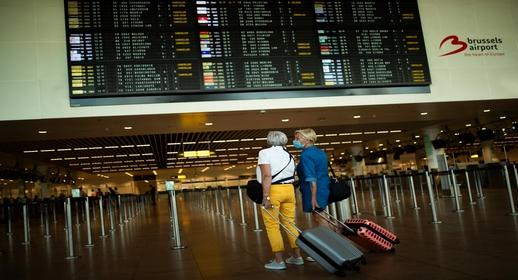 بلجيكا تمنع السفر من وإلى دول الإتحاد الأوروبي والعالم لأزيد من شهر