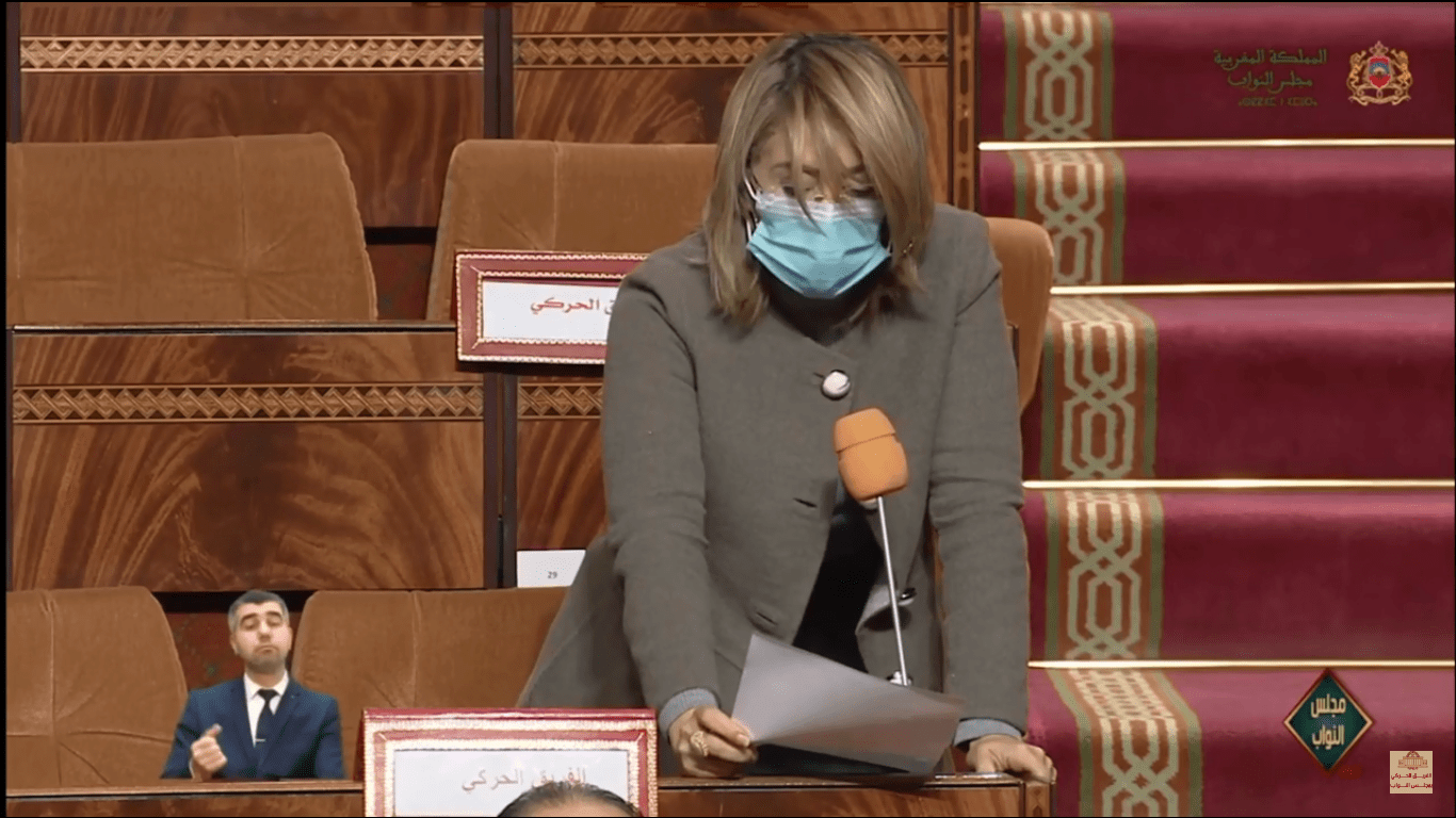 """النائبة البرلمانية ليلى أحكيم تتهم أكاديمية التربية والتعليم بالشرق بـ""""التحايل"""" في ملء منصب المدير الإقليمي بالناظور"""