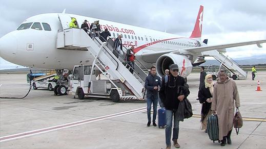 رسميا.. إنطلاق أول رحلة تربط بين مدينة مالقا الإسبانية ومطار الناظور