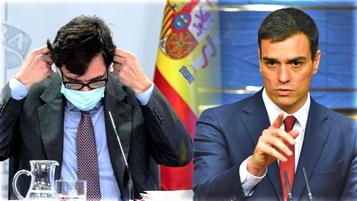 وزير الصحة الإسباني يُقدم استقالته وبيدرو سانشيز يُجري تعديلا وزارياً على الحكومة