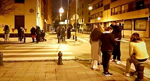 إسبانيا.. هزات أرضية متتالية تُخرج ساكنة غرناطة إلى الشوارع