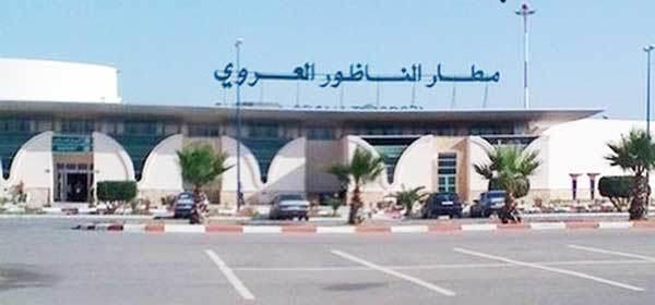 تراجع مهول في حركة النقل الجوي بمطار العروي خلال 2020