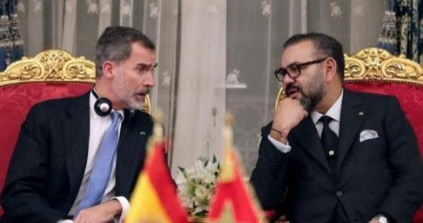 الملك فيليبي يشيد بأهمية العلاقة بين المغرب واسبانيا