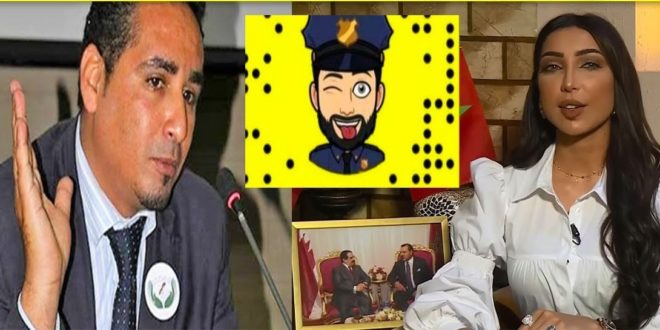 """إدانة مفجّر قضية """"حمزة مون بيبي"""" رئيس المركز الوطني لحقوق الإنسان بالسجن النافذ"""
