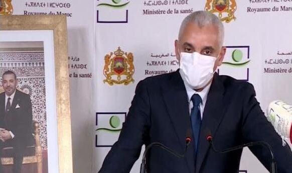 أيت الطالب يكشف تاريخ استلام المغرب باقي شحناته من اللقاح المضاد لكورونا