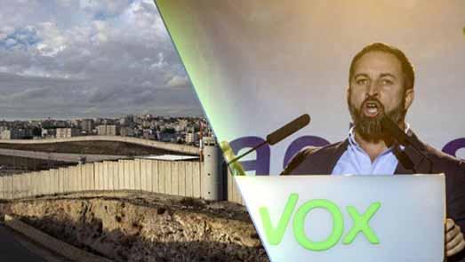 """فوكس يدعو إلى إقامة جدار فاصل بين مليلية والناظور للحماية من """"ثورة مستقبلية"""" في المغرب"""