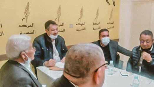 نورالدين الصبار أمينا إقليميا لحزب الحركة الشعبية وسعيد الرحموني نائبا له