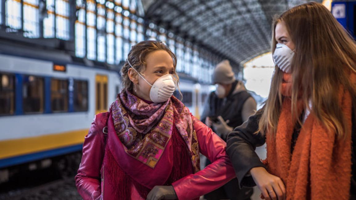 انتشار مقلق للسلالة الجديدة من فيروس كورونا بهولندا