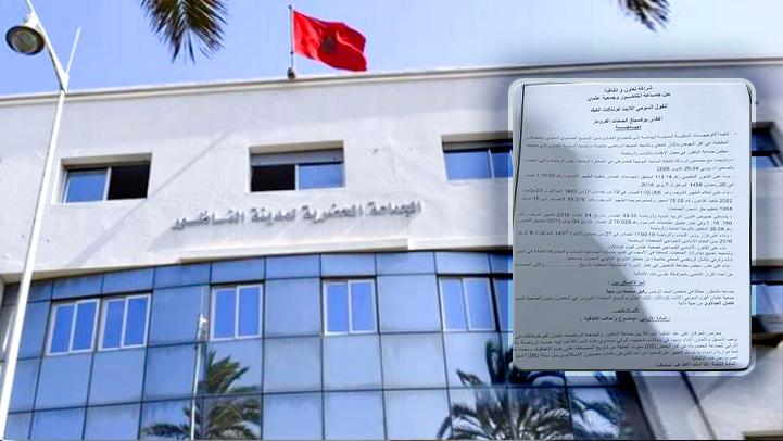 مجلس الناظور يدعم جمعية بـ 200 مليون في عز الأزمة ومواطنون يطالبون بتفعيل سلطة العامل
