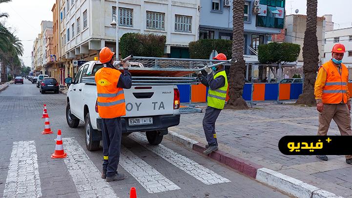 هل ستعيد وكالة مارتشيكا رونق شارع محمد الخامس بعد أن فقد جماليته؟