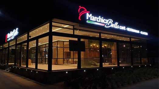 افتتاح مطعم Marchica Bella بكورنيش الناظور بهذا التاريخ