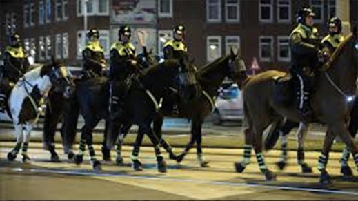 هولندا تمدد حظر التجوال ومخاوف من عودة الإحتجاجات