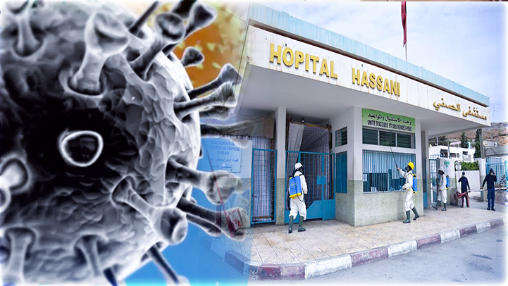4974 حالة مصابة بكورونا منذ انتشار الوباء بإقليم الناظور