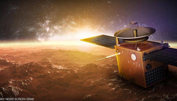 رسميا.. دولة الإمارات العربية خامس دولة في العالم تحط الرحال بكوكب المريخ