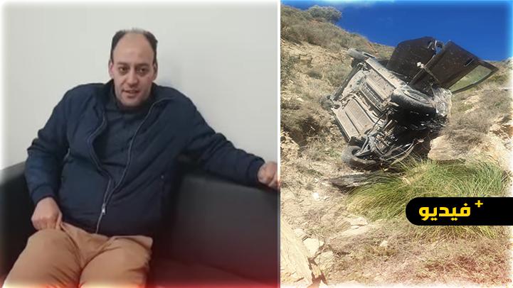 هذه حقيقة وفاة طالب بكلية سلوان اثر حادثة سير بتمسمان