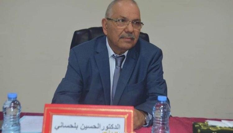 """ندوة عن بعد حول """"عقود الكراء"""" تكريما للأستاذ بجامعة محمد الأول بوجدة الحسين بلحساني"""