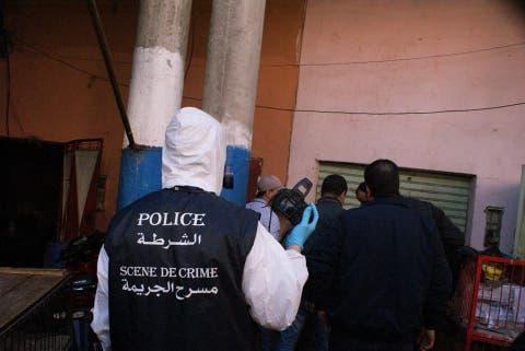 """العثور على جثة شابة """"مقتولة"""" في كوخ قصديري يستنفر الشرطة القضائية"""