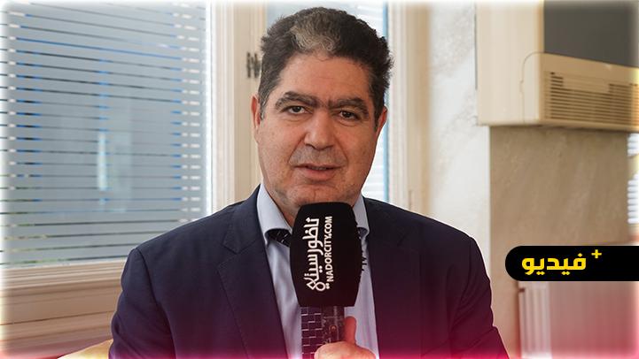 عبد المنعم الفتاحي: الشعب المغربي استغل تطاول القناة الجزائرية على الملك ليجدد ولاءه وحبه له