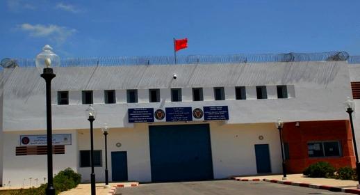 """وضعية المعتقل على ذمة """"حراك الريف"""" محمود بوهنوش بسجن سلوان في خطر"""
