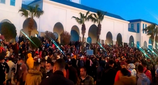 ابتدائية تطوان تصدر أحكامها في ملف معتقلي احتجاجات الفنيدق