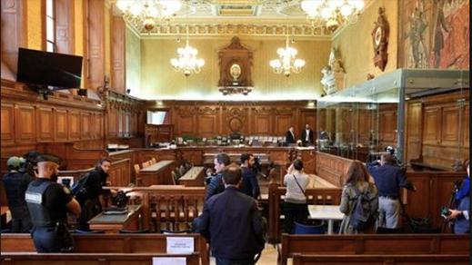 محكمة فرنسية تدين مغربي بثلاثين سنة متهم بالإرهاب