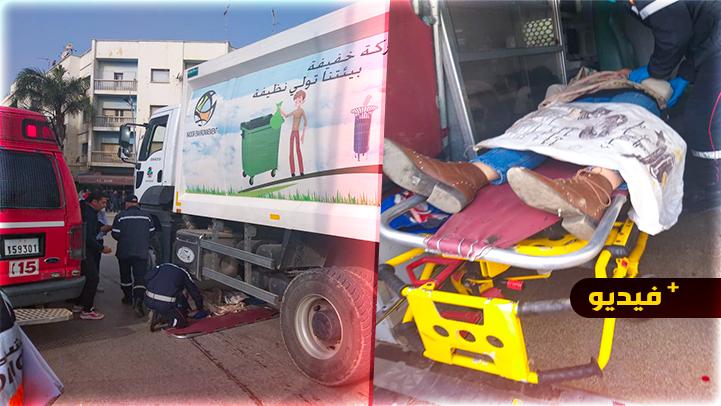 مأساة.. شاحنة لنقل الأزبال تقتل طالبة قرب المحطة الطرقية بالناظور