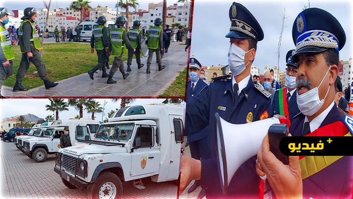 السلطات الناظورية تمنع وقفة احتجاجية لتخليد ذكرى حركة 20 فبراير