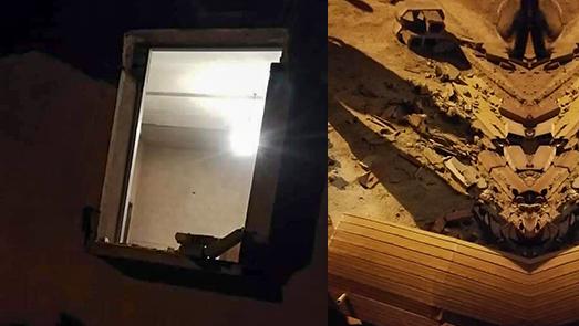 خسائر مادية بمنزل في تيزطوطين بسبب انفجار قنينة غاز