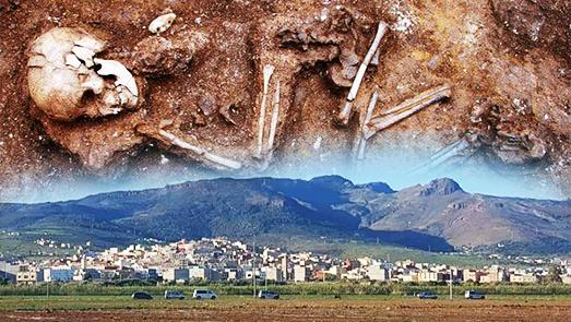 العثور على بقايا عظام بشرية يُرجح أنها لامرأة يستنفر السلطات