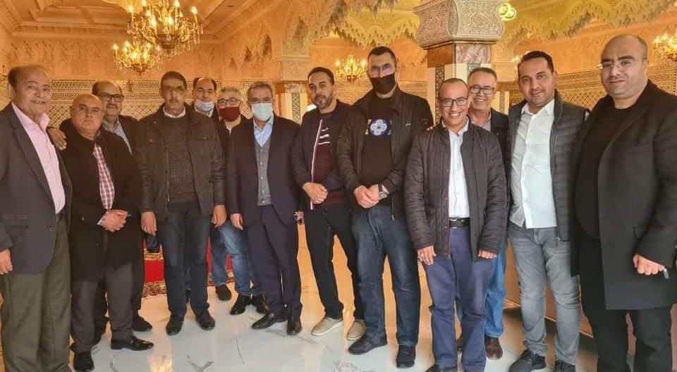 هجرة جماعية لأعضاء جماعة سلوان إلى حزب التجمع الوطني للأحرار