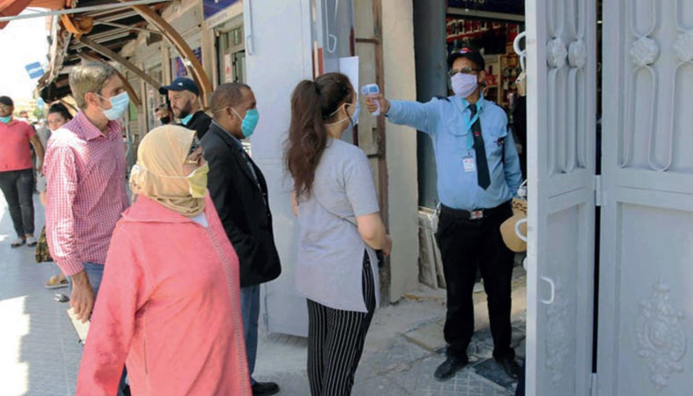 وفاة 15 شخصا بفيروس كورونا في المغرب خلال الـ 24 ساعة الماضية