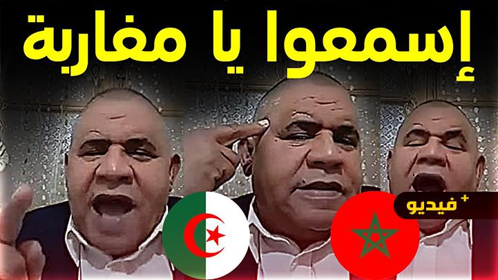 لم أقصد الإهانة.. الجزائري سليمان سعداوي يبرر تطاوله على الملك محمد السادس