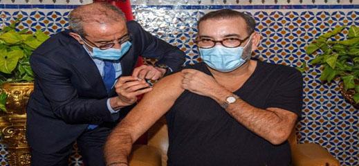 مجلة ألمانية.. المغرب بطل التلقيح المضاد لكورونا في شمال افريقيا