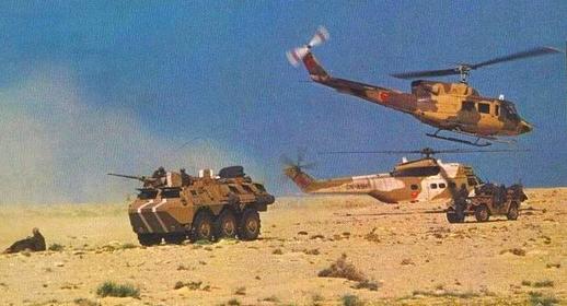 الجيش المغربي يعتقل عناصر تابعة لميليشيات البوليساريو ويحجز سيارتهم