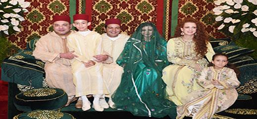 القصر الملكي يحتفل بحدث سعيد يوم الأحد المقبل