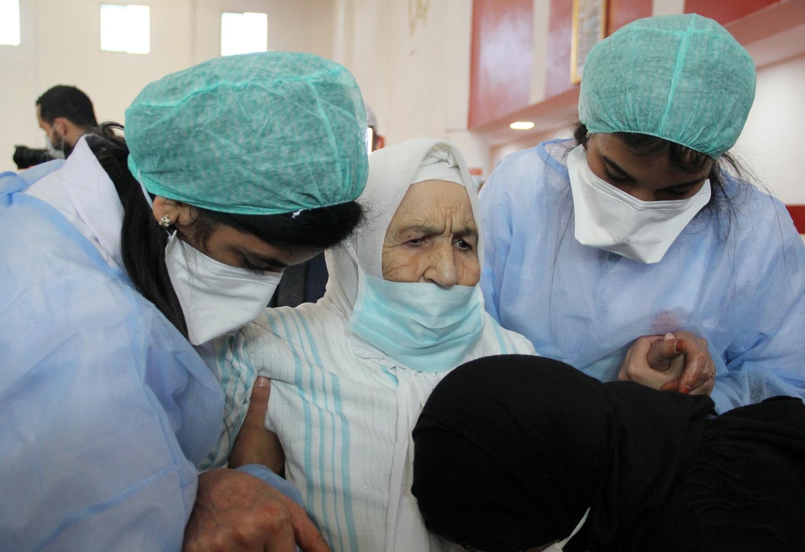 تسجيل 416 حالة جديدة مصابة بفيروس كورونا بالمغرب خلال 24 ساعة الماضية