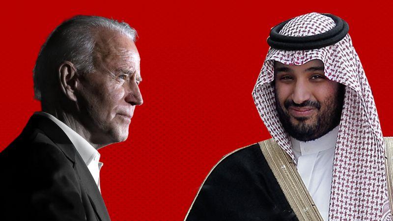 الرئيس الأمريكي يتوعد بن سلمان بأداء ثمن جريمة قتل خاشقجي