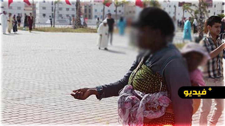 """""""جحافل المتسولين"""" تثير استياء ساكنة الناظور وأفراد الجالية المغربية بالخارج"""