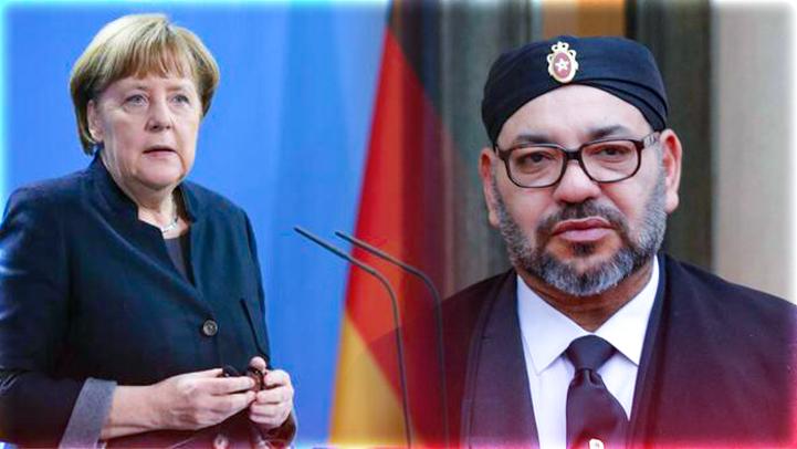 برلماني ألماني يخمن  : لهذا السبب الملك محمد السادس أصدر قرار  التجميد