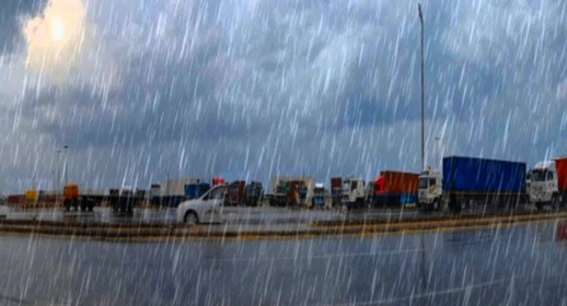 تحذيرات لساكنة إقليمي الناظور والدريوش.. توقعات بتساقطات مطرية ورعدية قد تصل لـ70 ملم